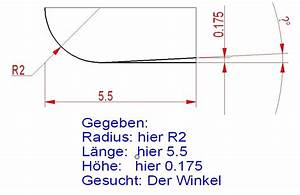 Tangente Berechnen : berechnung winkel tangente am kreis onlinemathe das mathe forum ~ Themetempest.com Abrechnung