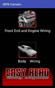 1970 Camaro Wiring Diagram  Amazon Ca  Appstore For Android