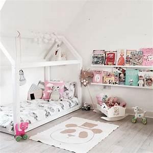 Cabane Chambre Fille : diy lit cabane mod les originaux pour les enfants ~ Teatrodelosmanantiales.com Idées de Décoration