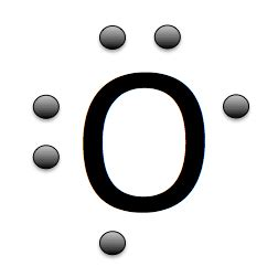 Electron Dot Diagram For Oxygen by From The Shadow Of The Tetons Water A Reading For My