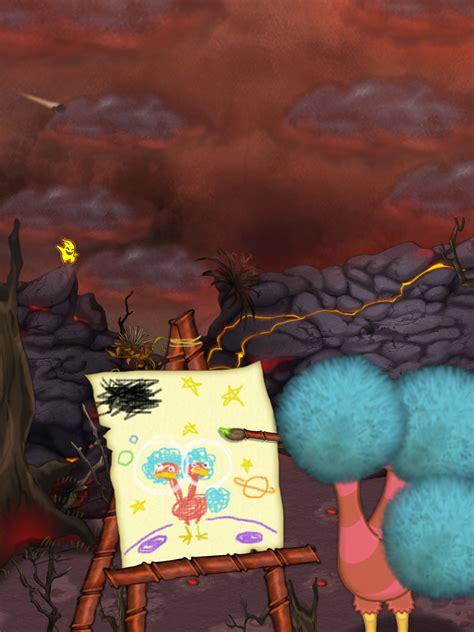 singing monsters celestial update big blue bubble