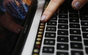 What Apple U0026 39 S New Touch Bar Means For Mac Users