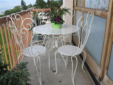 table de jardin en fer forge occasion salon de jardin fer forg 233 rennes clasf