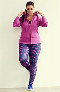 7 plus size workout clothes ideas - stylishwomenoutfits.com