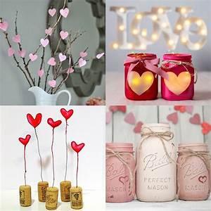 Idee fai da te per decorare la casa per San Valentino Fabulousity
