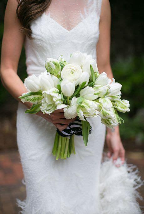 terrarium wedding centerpiece white tulips white