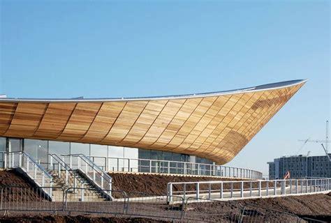 londons  olympic velodrome   elegant energy
