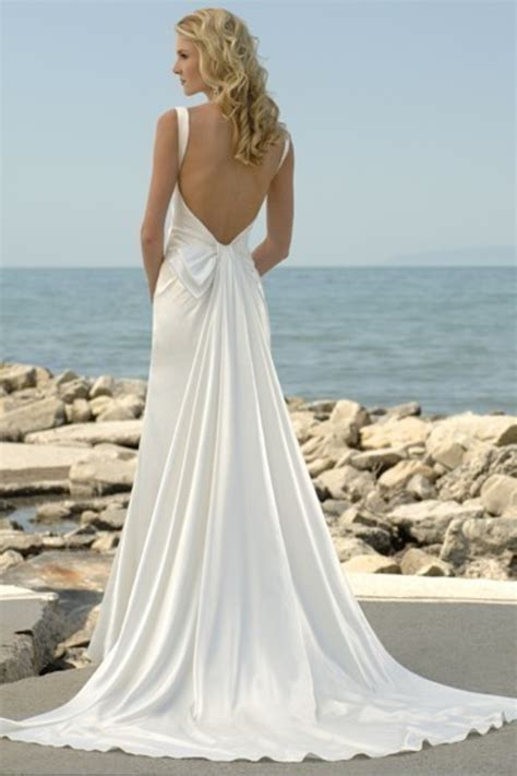 beachy bridesmaid dresses backless wedding dresses dressed up