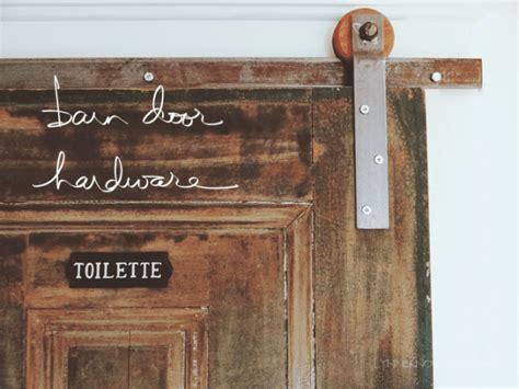 remodelaholic  diy barn doors rolling door hardware