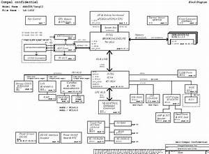 Dell Circuit Diagram  U2013 Laptop Schematic