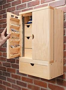 Rotary Tool Cabinet Woodsmith Plans