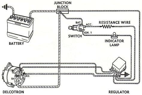1988 Ford Voltage Regulator Wiring by 1989 Ford Econoline E350 Rv Voltage Regulator Wiring