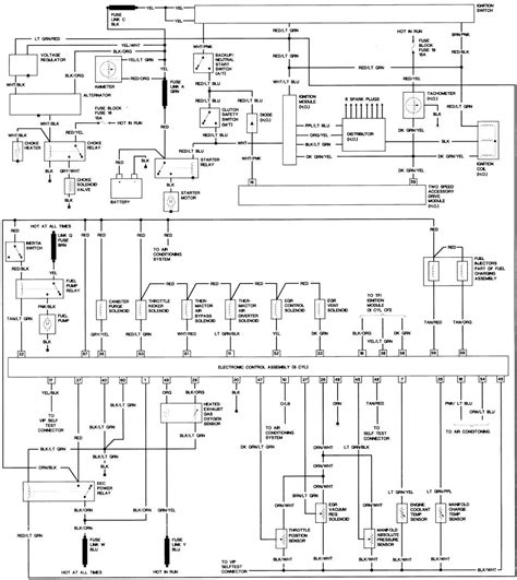Charging Wire Diagram For Ford Mustang Forum