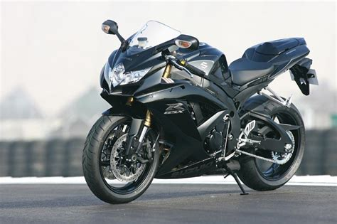Suzuki Gsxr 600 Black by Suzuki Gsx R600 2008 2010 Review Specs Prices Mcn