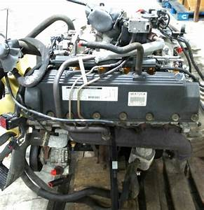 Rv Chassis Parts Used 2002 Ford V10 Engine
