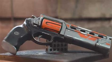 Prop Shop Building The Destiny Hand Cannon From Foam