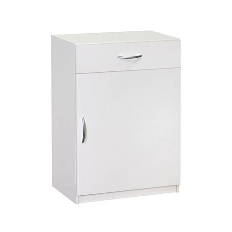Closetmaid Cabinets White - closetmaid 34 75 in h x 24 in w x 15 25 in d white