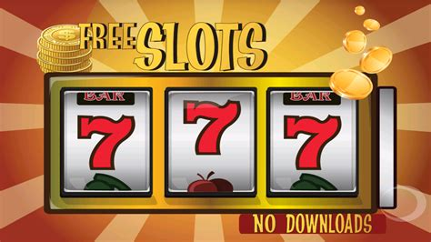 No Download Casino Slots To Play For Free