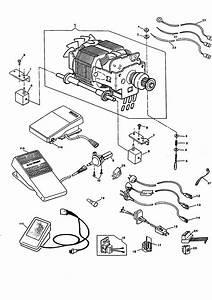 66c8ef Singer Sewing Machine Wiring Diagram