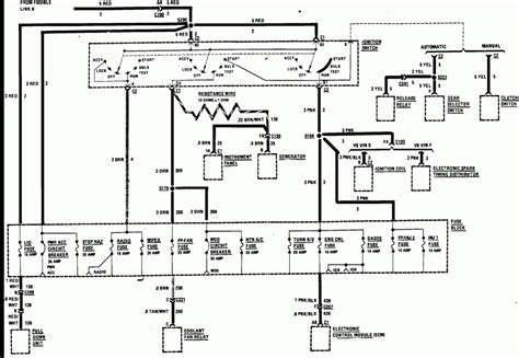 84 Chevy Steering Column Wiring Diagram by 1986 Camaro Steering Column Wiring Diagram Third
