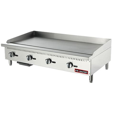 Countertop Griddle Gas by Gas Or Lp Countertop Griddle