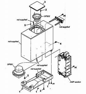 Sony Speaker Parts