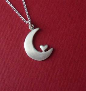 Back necklace, The moon and Love you to on Pinterest