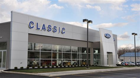 Classic Ford Dealership  Cleveland Construction, Inc
