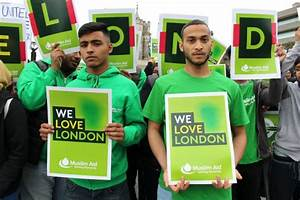 IN PICTURES: UK Muslims turn out in numbers to remember ...