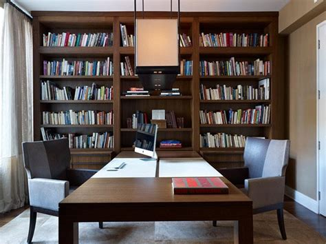 Study Room : 20 Functional And Cool Designs Of Study Rooms