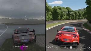 Forza Motorsport 7 VS Gran Turismo Sport Nissan GTR
