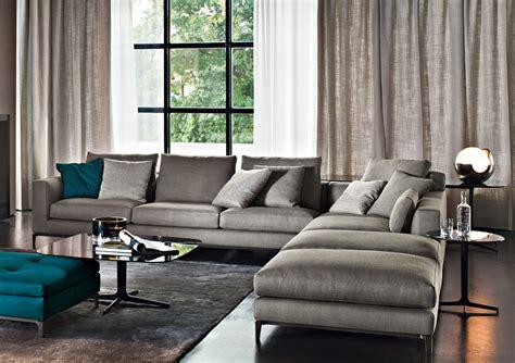 gray sofa living room decor wish list minotti sofa element75 just me on the internets