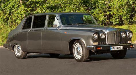 rare  jaguar daimler ds limousine  sale