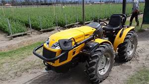 Tractor Pasquali Transporte De Flor  El Huerto
