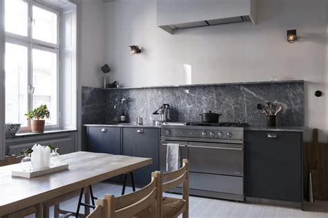 grey living kitchen coco lapine designcoco lapine design