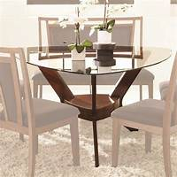 triangular dining table Triangular Dining table | Tables in 2019 | Glass dining ...