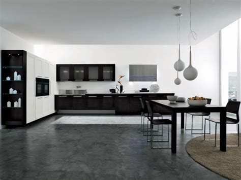 black white and kitchen ideas black and white kitchen interior design ideas