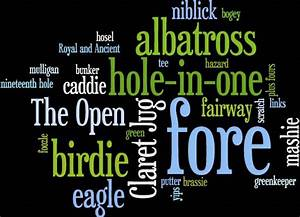 A Glossary Of Golf Terms