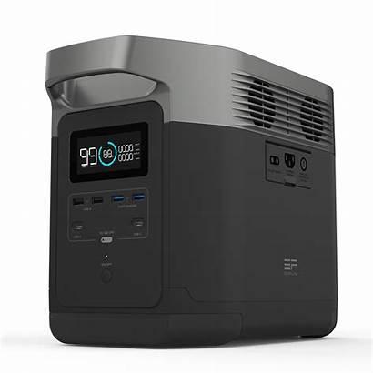 Delta Ecoflow Generator Battery 1300 Portable Version