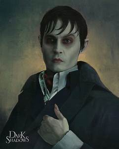 Collins - Barnabas Collins Photo (32497826) - Fanpop
