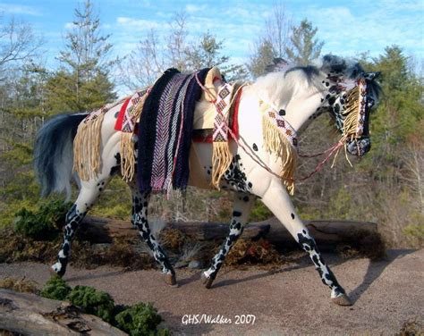 horse native horses indian american indians tack spanish mustang colonial mustangs americans costumes appaloosa breyer ghost america related google beads