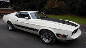 1973 Ford Mustang Mach 1 Fastback | F258 | Seattle 2015
