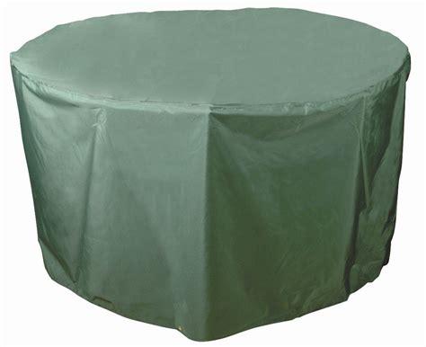 bosmere circular round garden table covers gardensite co uk