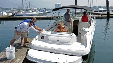 Boating In Boston Membership by Boating On A Budget At Clubs The Boston Globe