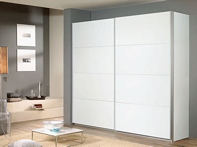 quartz sliding door wardrobe  white warehouse