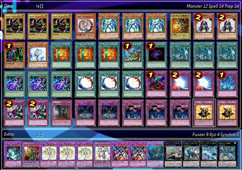 Sorcerer Of Magic Deck 2016 by Magician Deck Profile 187 The Yugioh Card