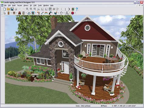 better homes gardens landscaping deck design