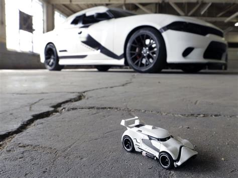 Dodge Charger Stormtrooper by Stormtrooper Dodge Chargers Take New York City The