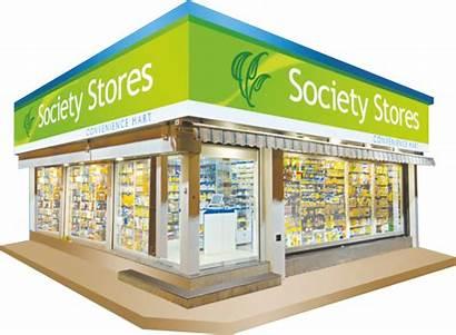 Stores Society Supermarket