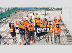 CFMEU calls on workers around the country to stand up and